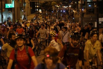 Baltimore Bike Party (Last Friday of every month)