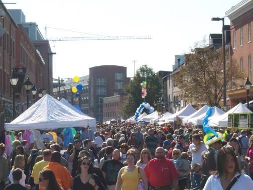 Fells Point Fun Festival