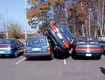 tight-parking-space funny
