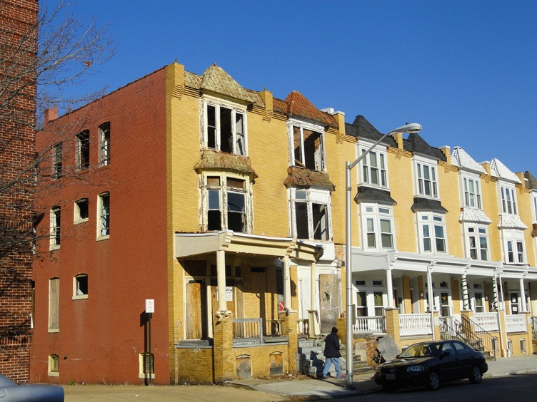 One of Baltimore's most beautiful neighborhoods is dying (3/5)