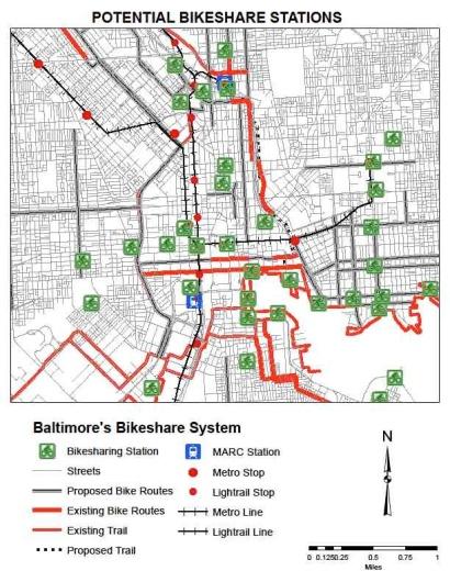 Baltimore Bikeshare