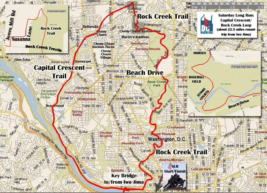 Bicycling Comeback City - San jose bike trails map